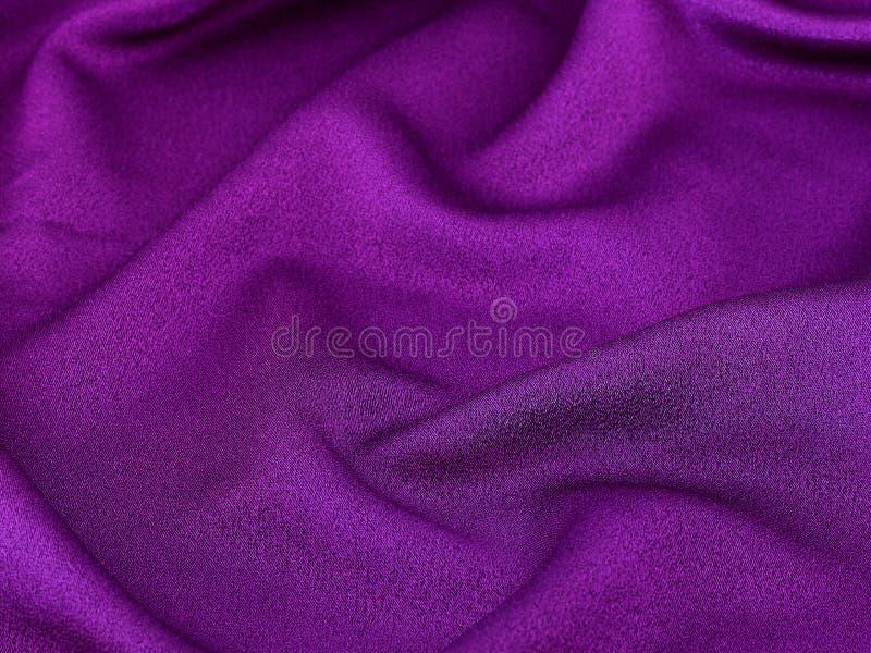 tła tkaniny purpury błyszczące obrazy stock
