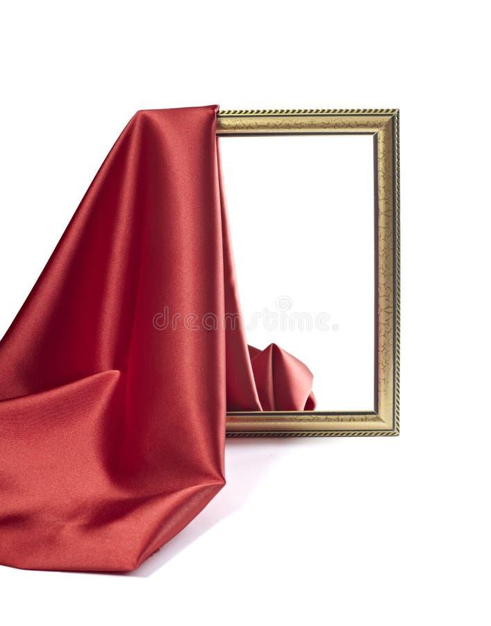 tła tkaniny ramy atłasowa jedwabnicza tekstura drewniana fotografia royalty free