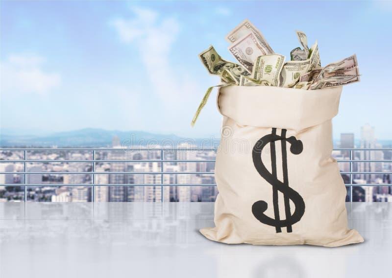 tła torby graficzny grunge wizerunku pieniądze wektor obrazy royalty free
