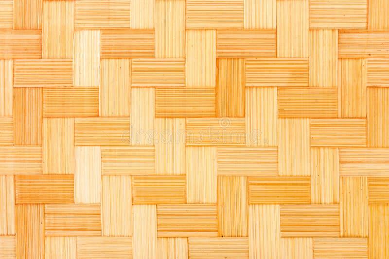 tła wicker drewno obraz stock