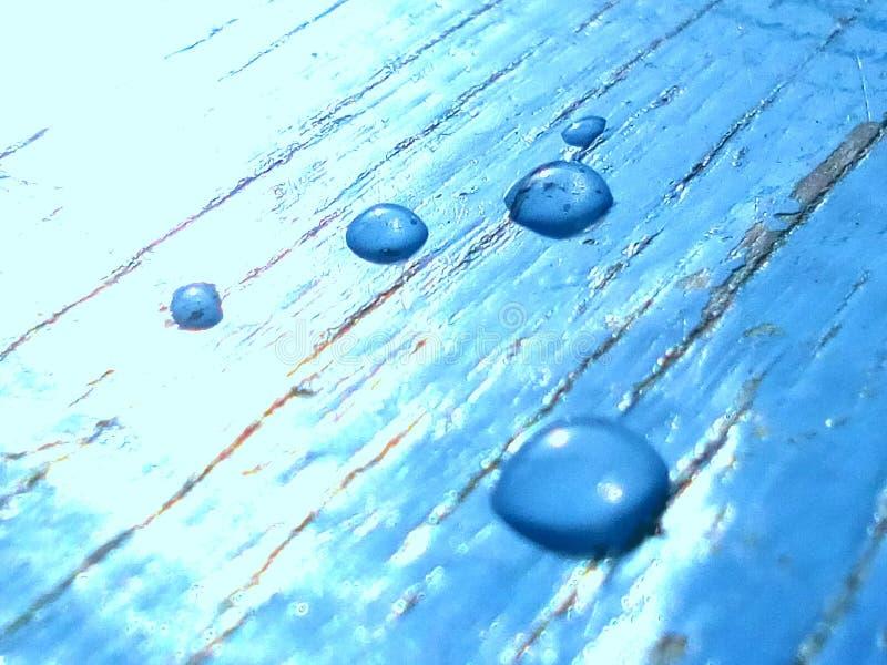 Tła Wodny błękit zdjęcia royalty free