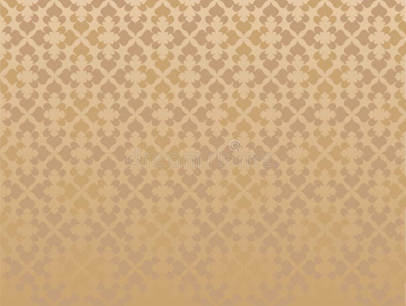 tła złota rocznik zdjęcia stock
