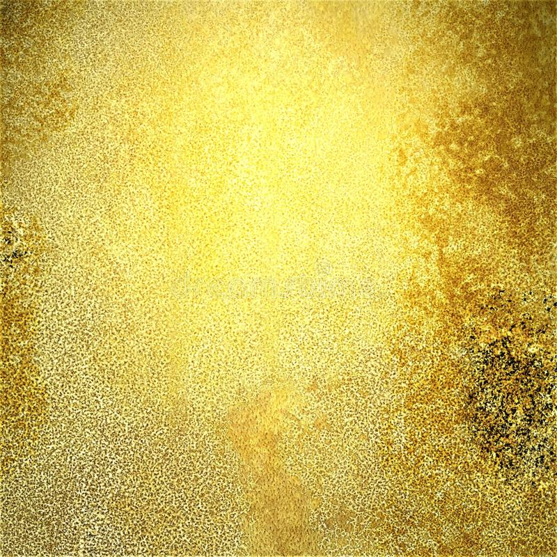 tła złoto ilustracji