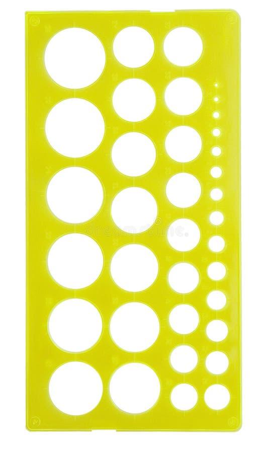 tła zakończenia stencil w górę biel zdjęcia royalty free