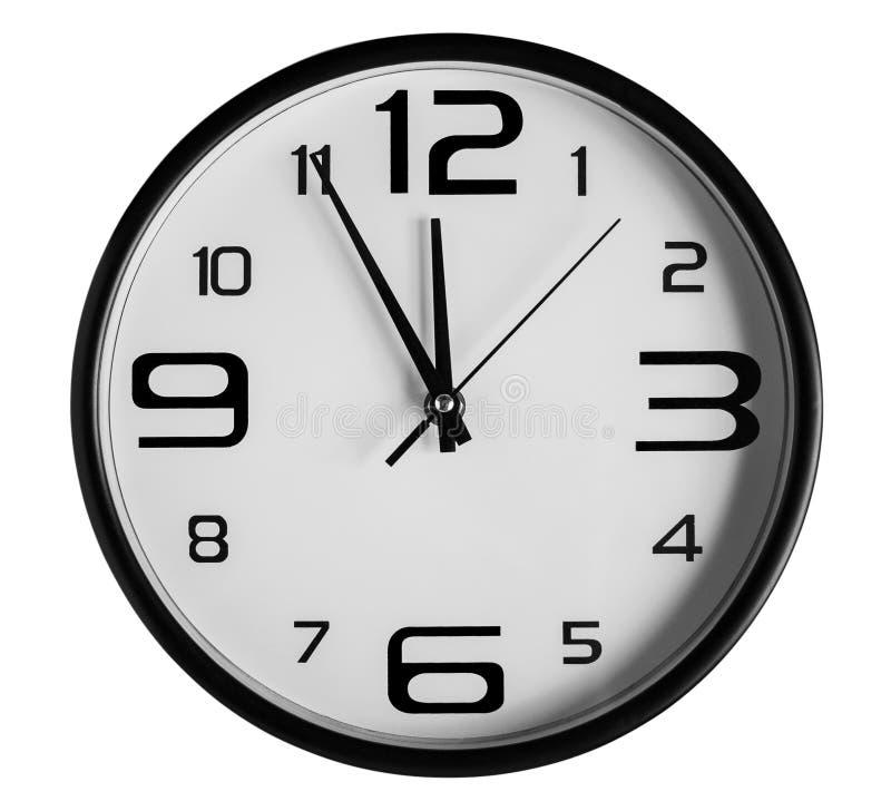 tła zegaru ściany biel obrazy royalty free