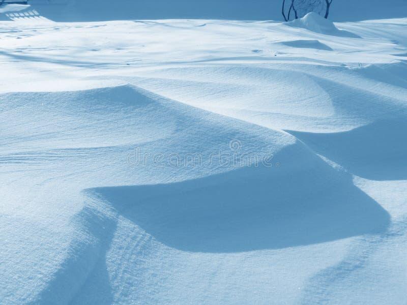 tło śnieg obraz stock