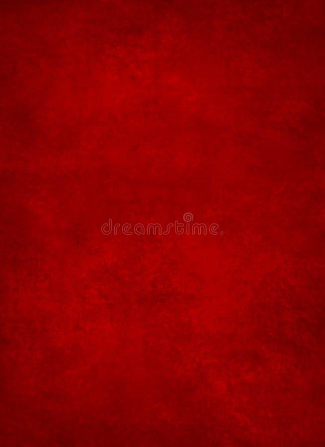 tło abstrakcjonistyczna czerwień royalty ilustracja