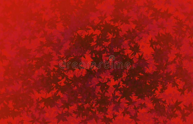 tło abstrakcjonistyczna czerwień obrazy stock