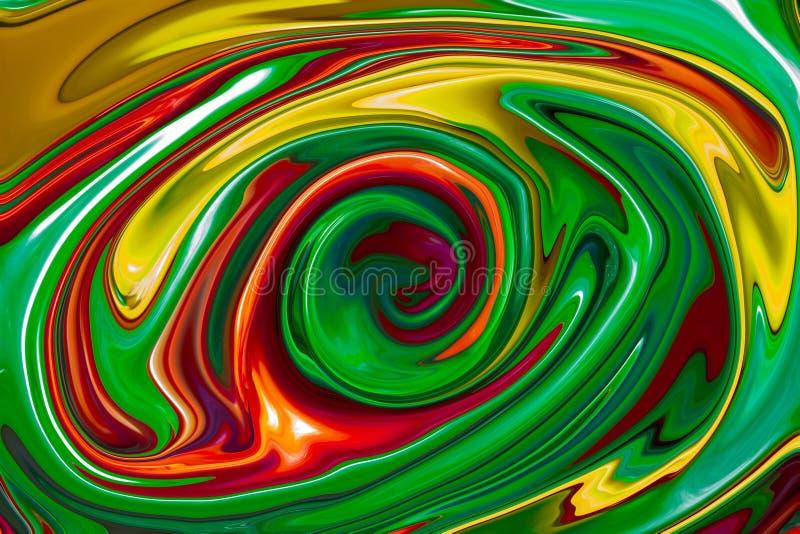 tło abstrakcjonistyczni kolory fotografia royalty free