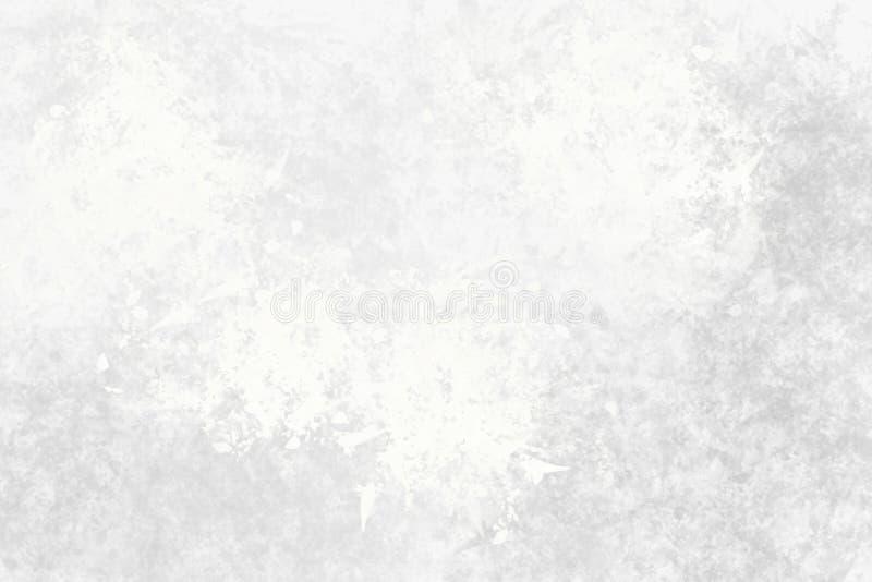 tło abstrakcjonistyczny biel ilustracja wektor