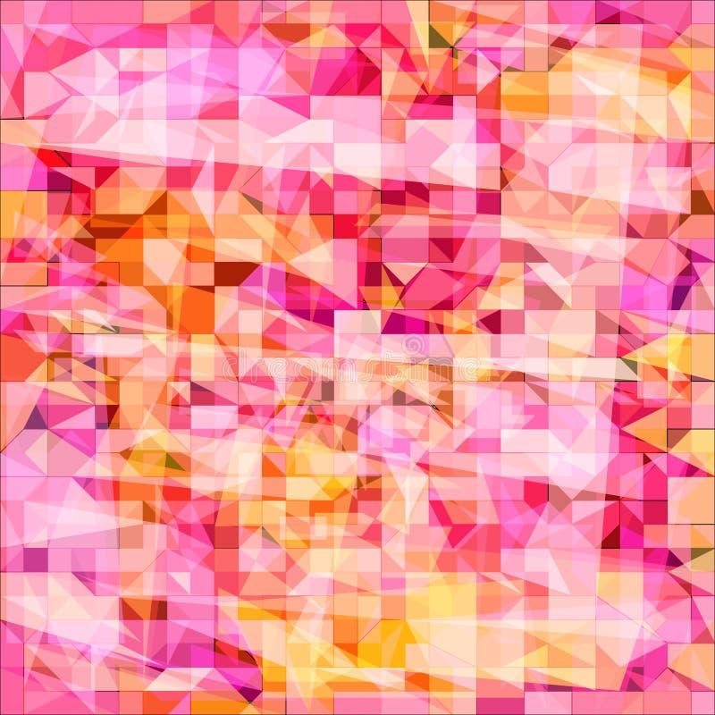 """tło abstrakcjonistyczny kalejdoskop raster â """"– 5 ilustracja wektor"""