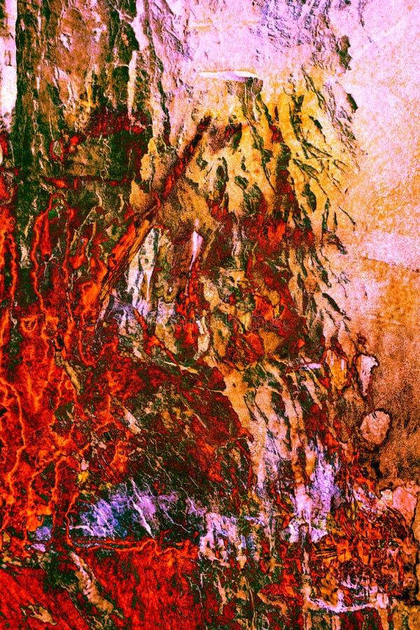 tło abstrakcjonistyczny obraz ilustracja wektor
