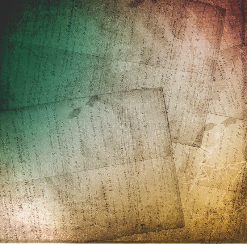 tło abstrakcjonistyczny papier obraz royalty free