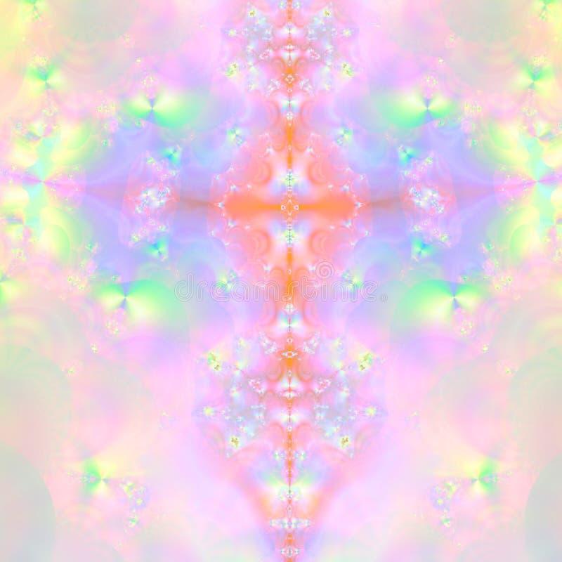 Tło Abstrakcjonistyczny Pastel Bezpłatne Zdjęcia Stock