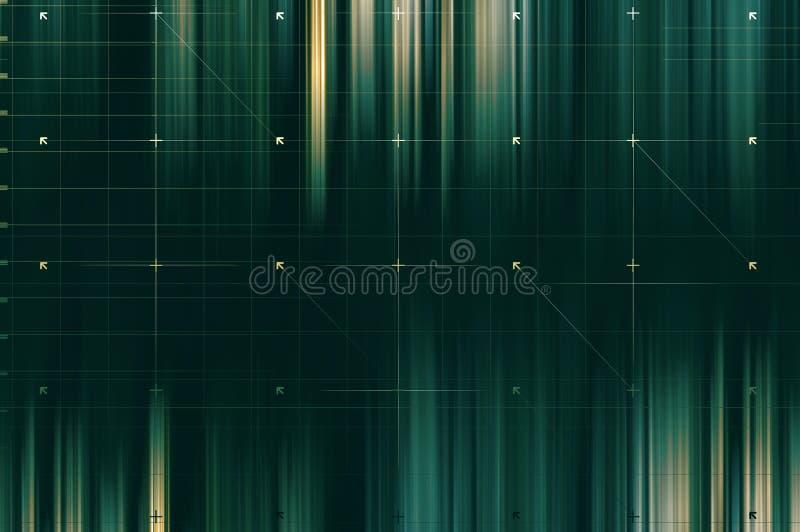 tło abstrakcjonistyczny projekt ilustracja wektor