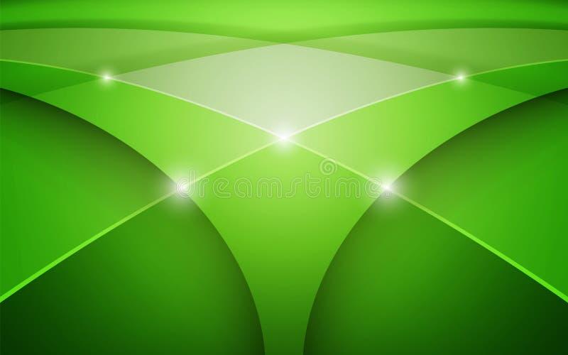 tło abstrakcyjna green również zwrócić corel ilustracji wektora royalty ilustracja