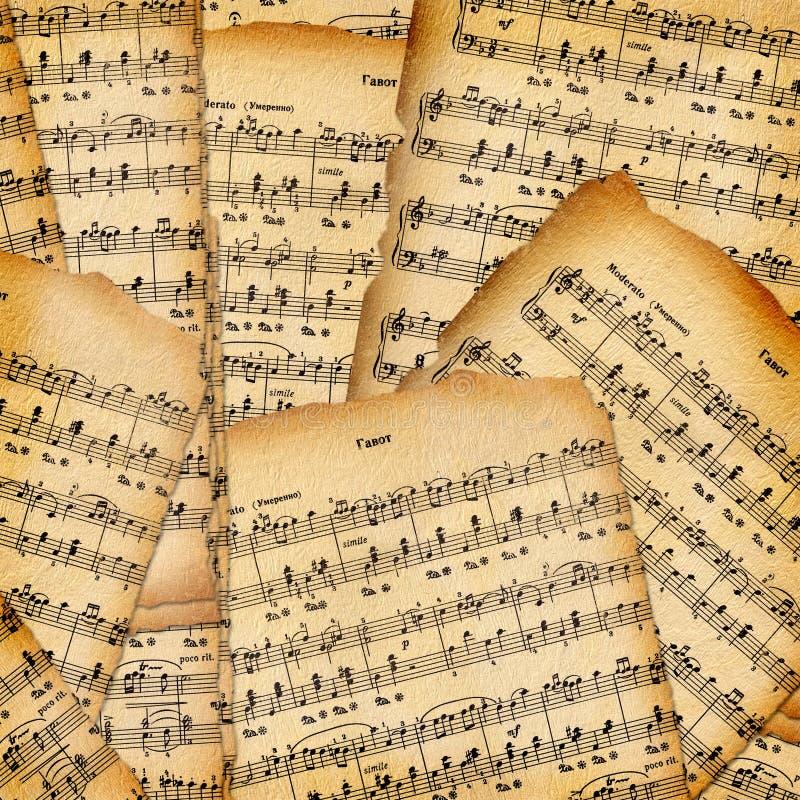 tło abstrakcyjna książki, muzyka ilustracji
