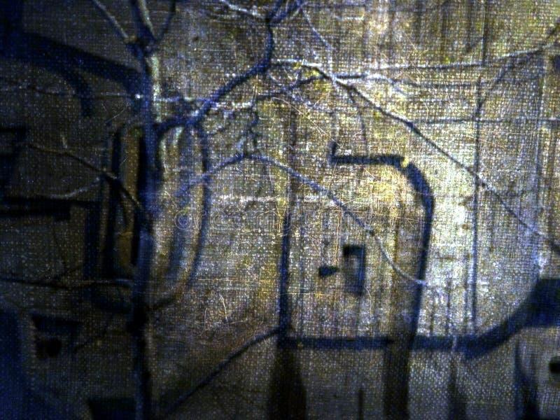 tło abstrakcyjna płótna zdjęcie royalty free