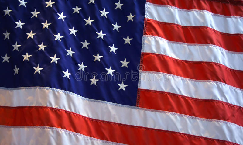 tło amerykańska flaga fotografia royalty free