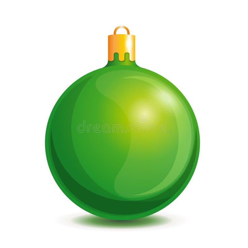tło balowych święta zielony ilustracyjny white ilustracji