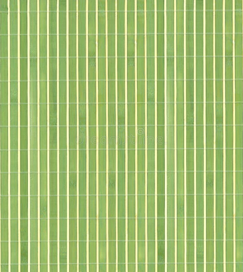 tło bambusa zieleni drewno fotografia stock