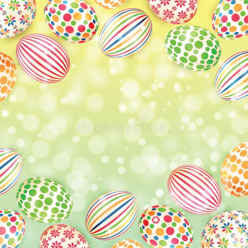 Download Tło Barwiący Easter Jajek Eps8 Formata Czerwony Tulipanu Wektor Ilustracja Wektor - Ilustracja złożonej z sztandar, obdarzony: 53775118