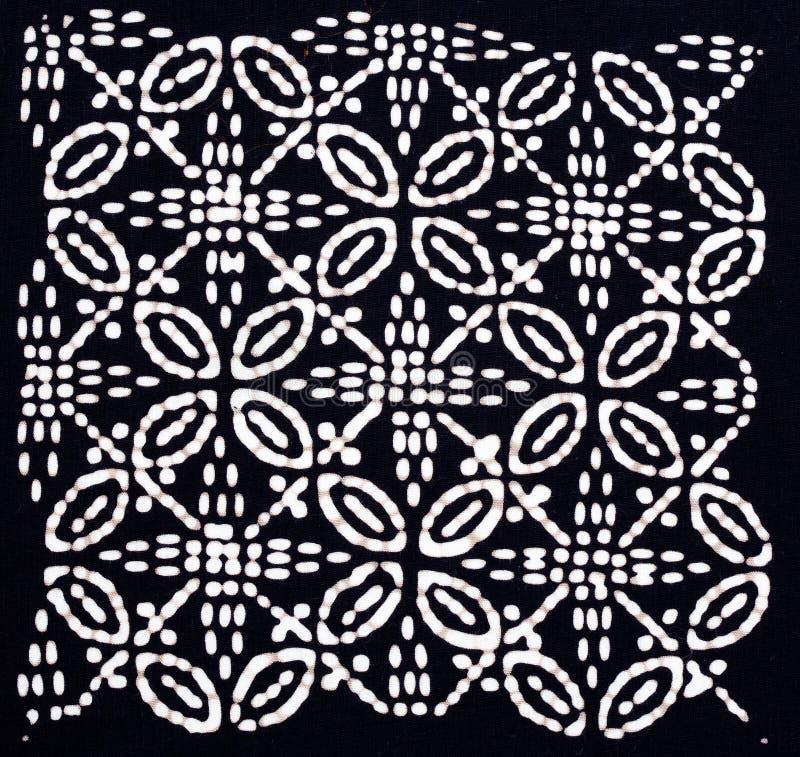 tło batik zdjęcie stock