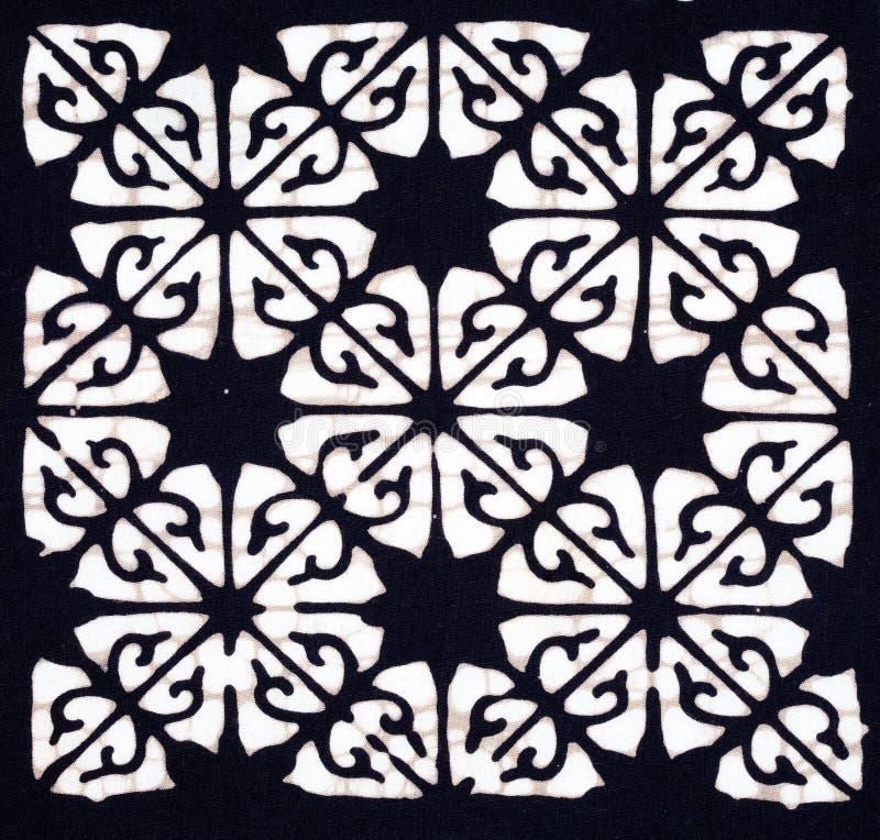 tło batik fotografia stock