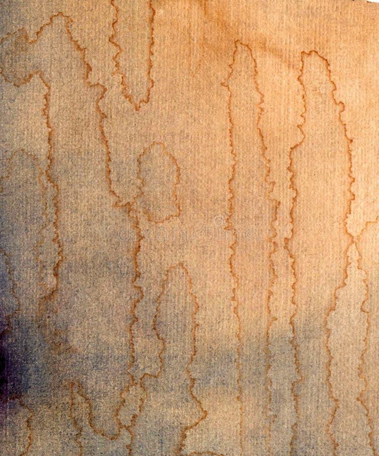 Tło beżowa akwarela ilustracji