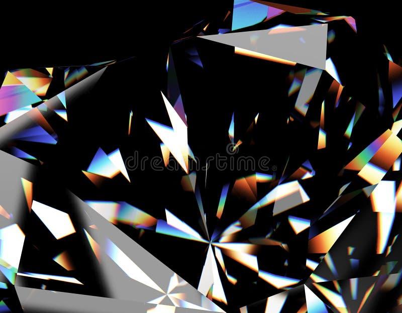 Tło biżuterii gemstone zdjęcia stock