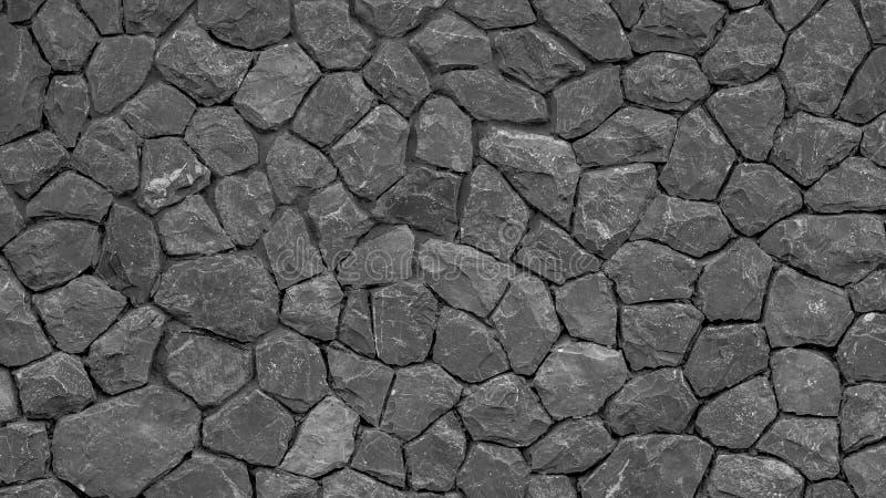 Tło Brogująca Kamienna ściana, kamienia tło, tekstura, Abstrakcjonistyczna tekstura i tło dla projektantów -, obrazy stock