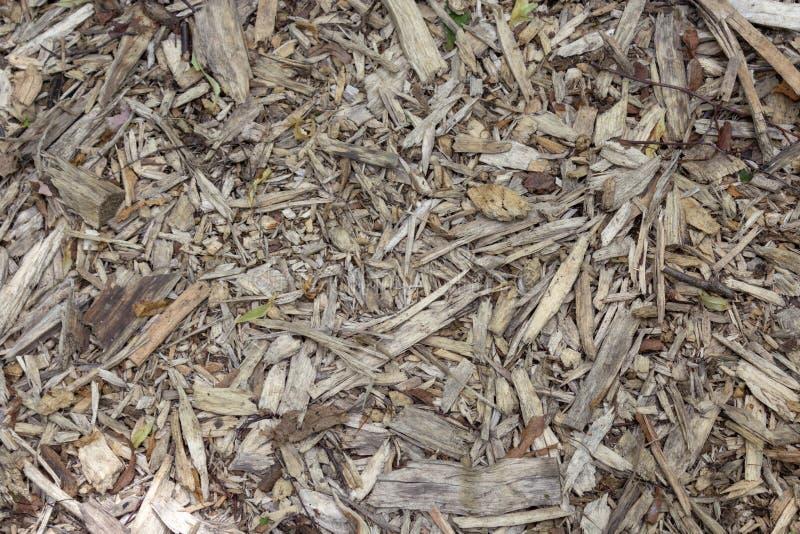 Tło brown trociny zdjęcie stock