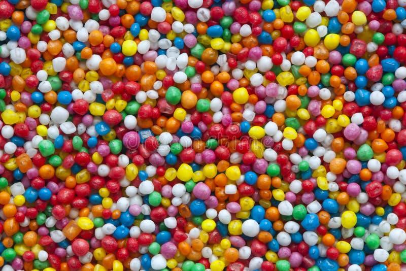 tło cukierek kropi obraz stock