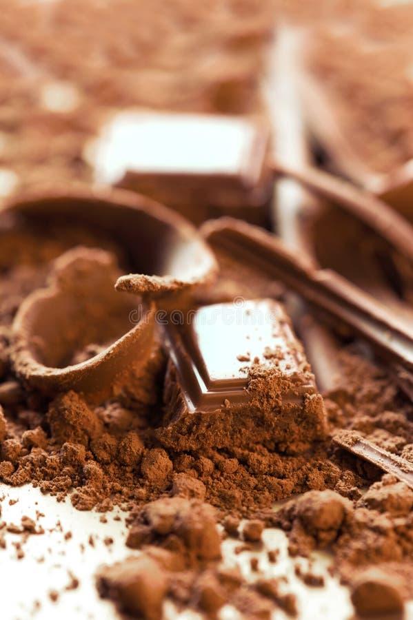 tło czekolada obrazy royalty free