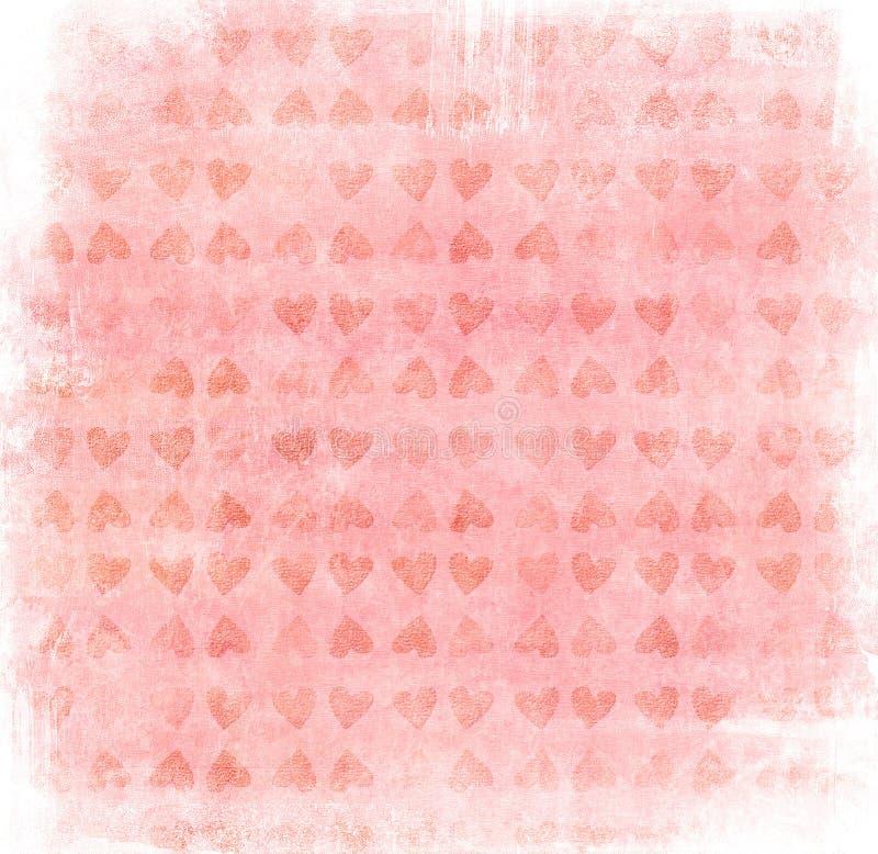 tło dnia s valentine ilustracja wektor
