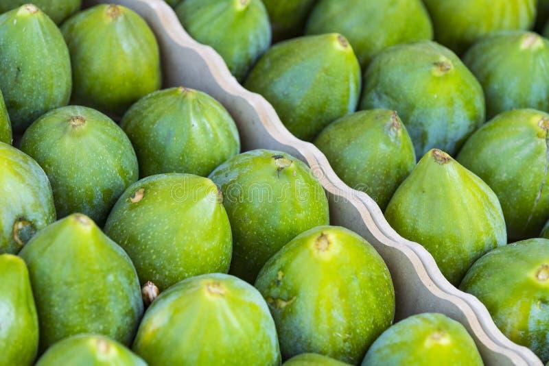 Tło dojrzałe figi bez GMOs obraz royalty free