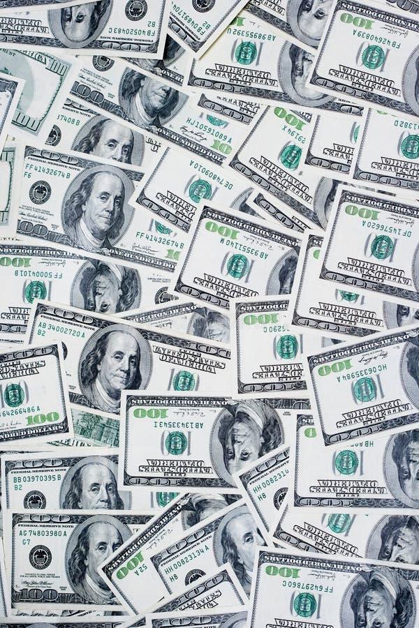 tło dolary obraz royalty free