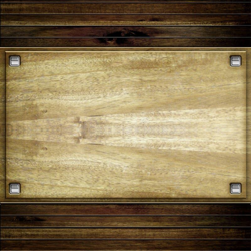 tło drewniany ilustracji
