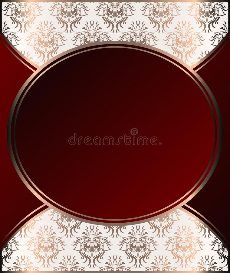 tło elegancja royalty ilustracja