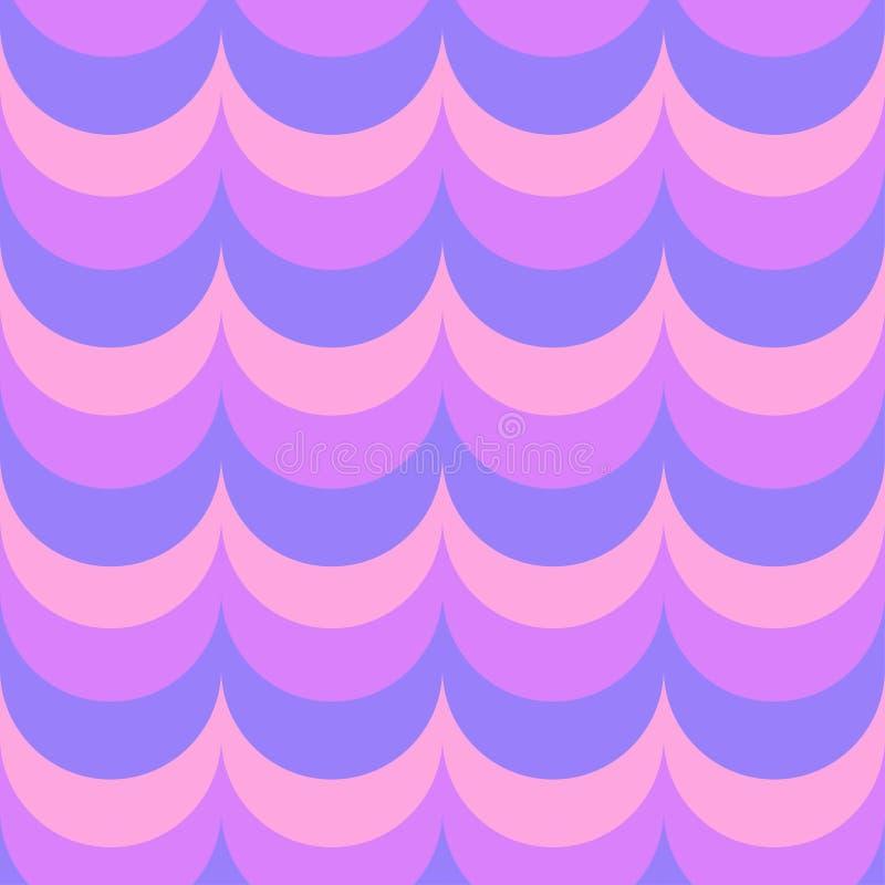 tło geometrycznego abstrakcyjne okrąża kolorowego ilustracji