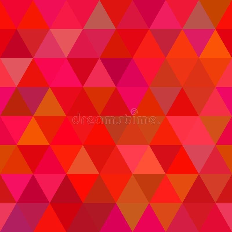 Download Tło Geometryczni Kształty Kolorowe Mozaika Schematu Retro T Ilustracja Wektor - Ilustracja złożonej z czerep, wizerunki: 57654075
