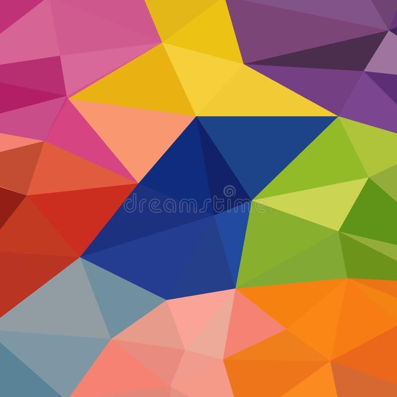 Download Tło Geometryczni Kształty Kolorowe Mozaika Schematu Retro T Ilustracja Wektor - Ilustracja złożonej z wyznaczający, ilustracje: 57654850