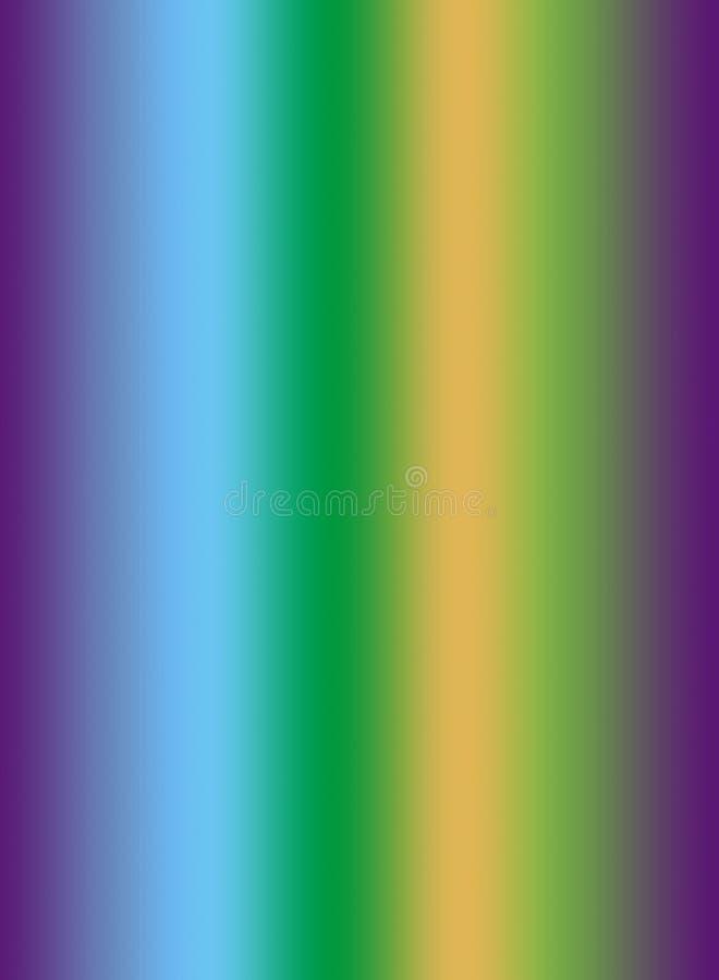 tło gradient royalty ilustracja