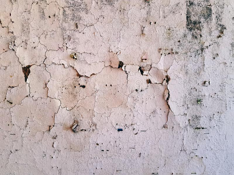 Tło Grungy Brudna łupy ściany tekstura zdjęcia royalty free