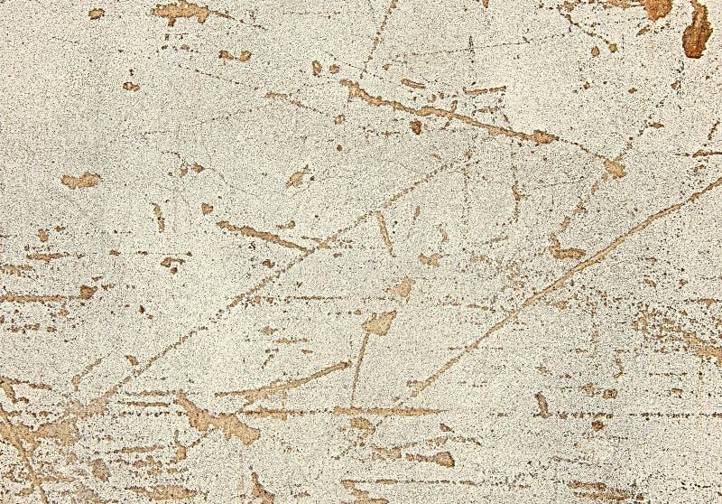 Tło i tekstura stary beton Narysy na betonie fotografia royalty free