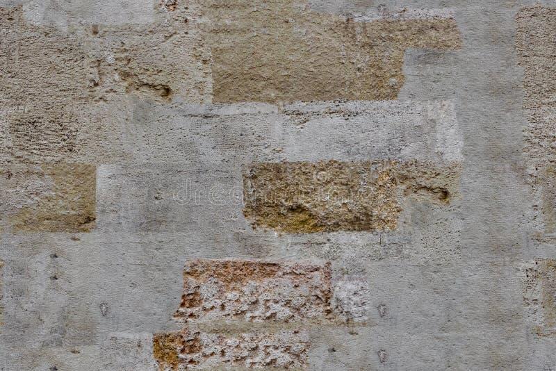 Tło kamienna ściana obrazy royalty free