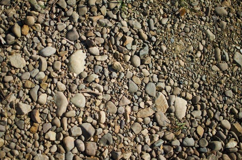 Tło kamienne góry w na wolnym powietrzu w Carpath obraz royalty free