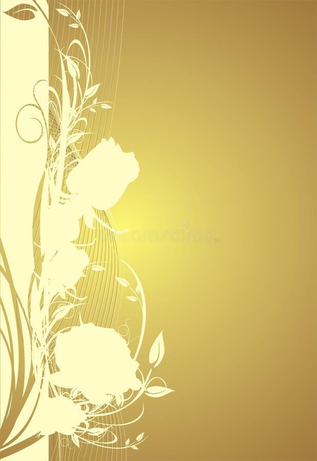 tło karty wakacjach kwiecisty dekoracyjny s ilustracji