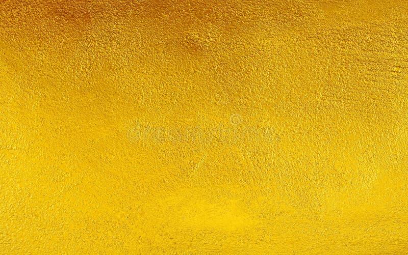 tło koloru s złocista tapeta obraz royalty free