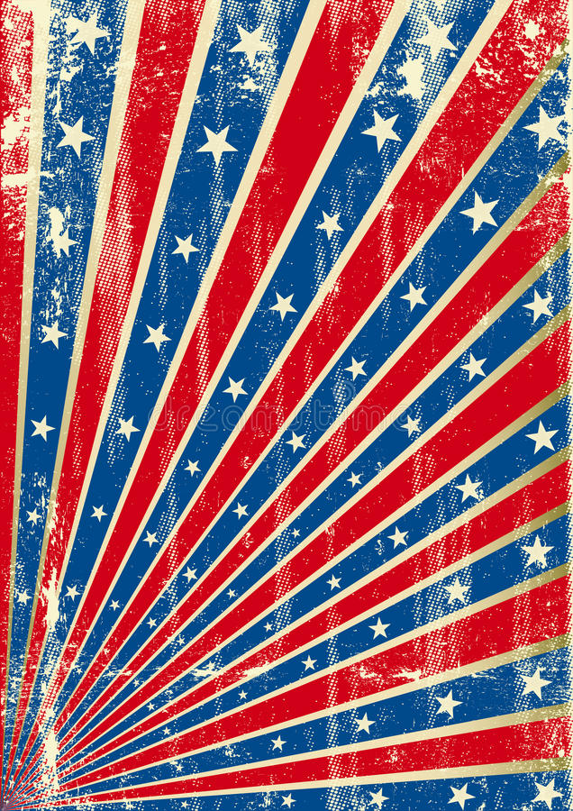 tło konfederat ilustracja wektor